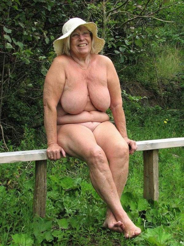фото пожилые толстушки голые